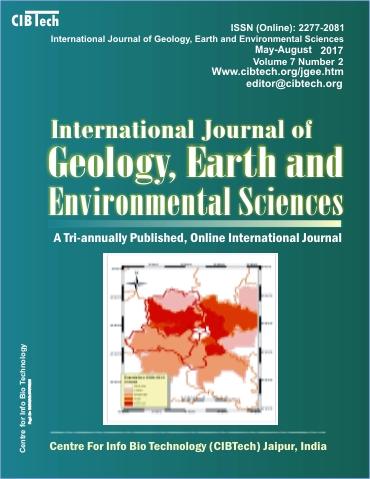 international journal  geology earth  environmental sciences